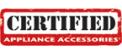 Certified Appliance