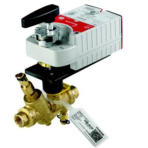 Pressure Independent Control Valves and Actuators