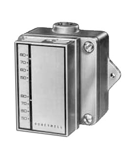 Honeywell T6052B1013 Heavy Duty Line Voltage Thermostat