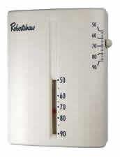 Robertshaw 9200V 24v SPDT Heat/Cool Vertical Thermostat