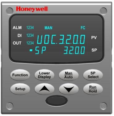 Honeywell DC3200CA100R20000 Universal Digital Controller