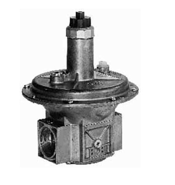 Dungs 070-383 Stand Alone Pressure Regulator 500 MBAR FRS 505 1/2 RP