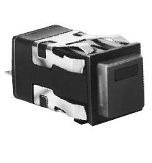 IDEC AML22CBM2AA Electronic Control LED Lighted Pushbutton Yellow 24V LED