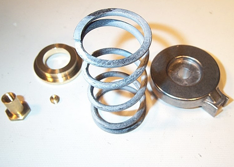 "Johnson Controls VG7000-1002 Spring Kit 1/2"" & 3/4"" V3000-8 4-8"