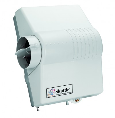 Skuttle 2101 High-Capacity Bypass Flow-Thru Humidifier