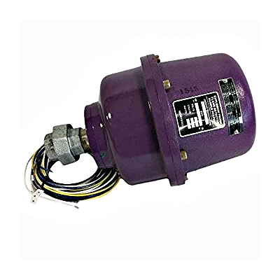 Honeywell C7012F1052 Solid State Purple Peeper Ultraviolet Flame Detector Self-Checking Explosion Proof 120V