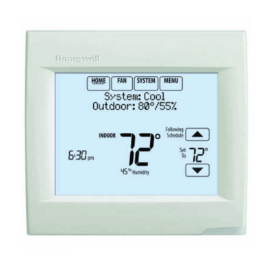 Honeywell TH8321WF1001 Wifi Thermostat 3H/2C Htpmp2H/2Cconv