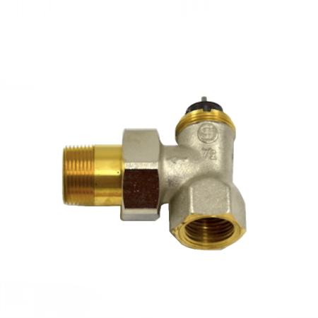 """Honeywell Water V100E1035 Threaded Angle Body 3/4"""""""