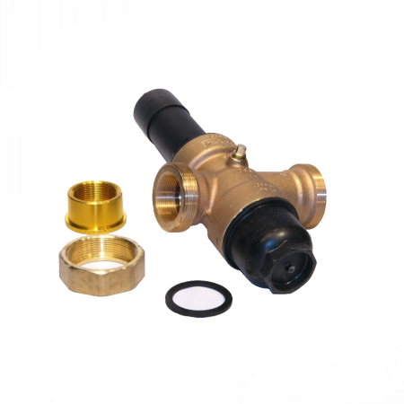 Honeywell DS06G1000 Threaded 1 1/2 Pressure Regulating Valve