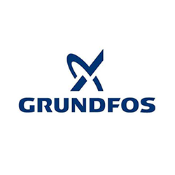Grundfos 539605 Cast Iron Flange Set 1-1/2""