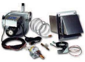 Tjernlund VP2F Water Heater Vent Package