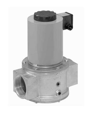 Dungs 015-412 Single Automatic Shut-Off Valve MVDLE 215/5 230VAC