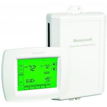 Honeywell YTH9421C1002 VisionPro IAQ Thermostat & amp Module