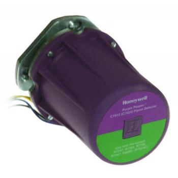 Honeywell C7061A1004 Dynamic Self-Check Ultraviolet Flame Detector
