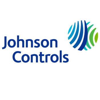 "Johnson Controls VG7251NT+3003B Globe Valve Cast Bronze 2-Way Normally Open 1"" Union 11.6Cv"