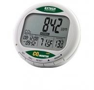 Extech CO200 Desktop Indoor Air Quality Carbon Dioxide Monitor