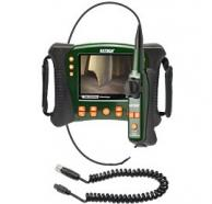 Extech HDV640W HD VideoScope with Wireless Articulating Transmitter/Probe
