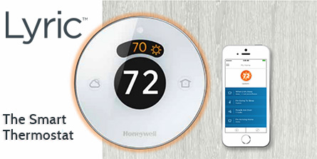 The LYRIC Thermostat is here!